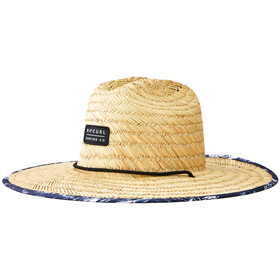 Rip Curl Mix Up Straw Hat Men dark olive